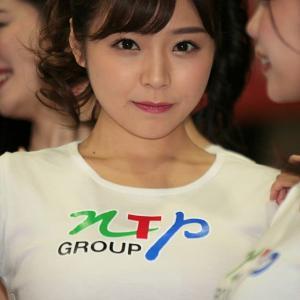 名古屋オートトレンド 2020-020 NTPグループ 川村那月さん