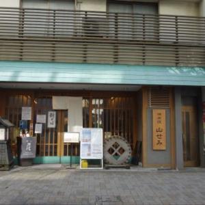 蕎麦とカツ丼/ 山せみ(神楽坂)