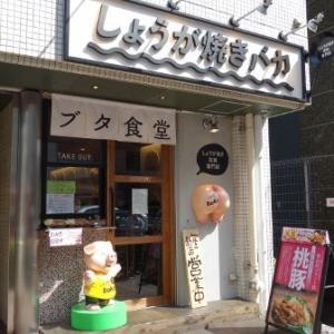 新規オープン生姜焼き専門店 / しょうが焼きバカ(神保町)