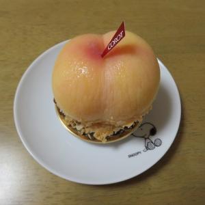 桃のドーム~♪