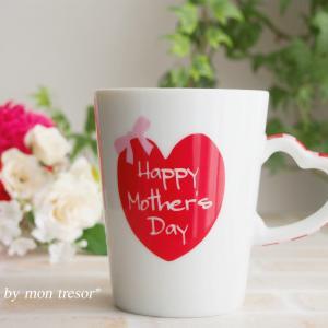 母の日のマグカップ♡