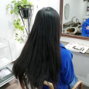 ヘアドネーション!高校生以来のショートヘアへ!ばっさりくせ毛カット。