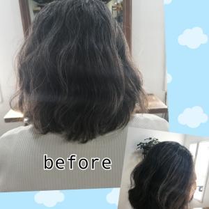 くせ毛で広がりやすくても、ショートに!