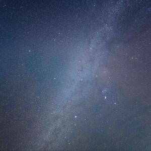 おうし座流星群の夜に