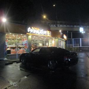 「らあめん花月嵐 日野坂上店」で豚そば銀次郎と鉄板イタめし(醬油バター味)♪80