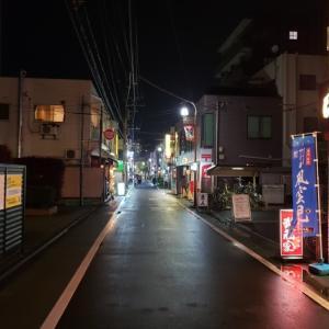 「らあめん花月嵐 東小金井南口店」で風雲児(中)♪70