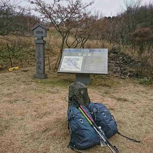 中山道てくてく歩き 16⑤ 【~ビーナスライン~和田峠頂上】