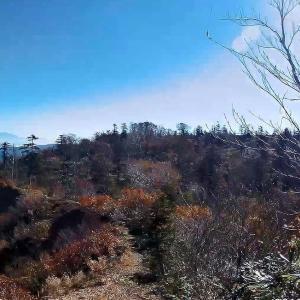 2020馬狩荘司山(1704m) R21021 白山市