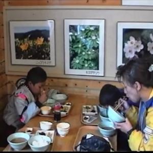 白山登山 御来光・御池巡り・お花畑・室堂 1992年8月
