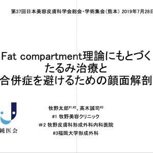 第37回日本美容皮膚科学会総会、熊本