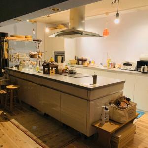 【キッチン整理収納実例】モノが好き!スッキリ暮らしたい方のお片づけ。