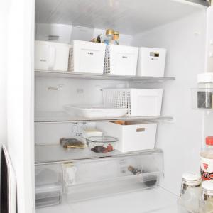 出勤前の15分で冷蔵庫掃除&お知らせ