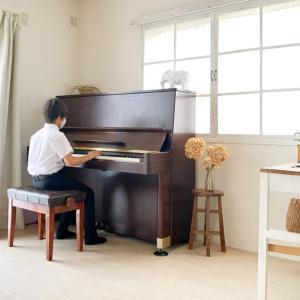 息子のピアノ発表会&直感タイプ娘の驚き行動。