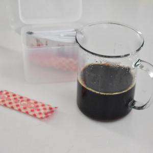 美味しい暮らし♡在宅カフェにもピッタリの簡単コーヒーゼリー*