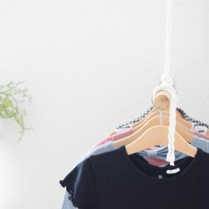 【DIY】ショップのような見せる洋服収納ハンガーラック*