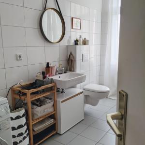 ドイツの家のバスルーム収納について考える①