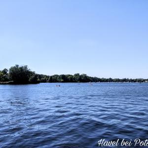 【ブランデンブルク×サイクリング】ポツダム・カプートの輝く湖、真夏のサイクリング!