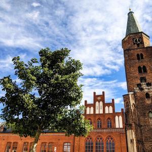 【ブランデンブルク×サイクリング】旅の始まりは、水の街ブランデンブルク市