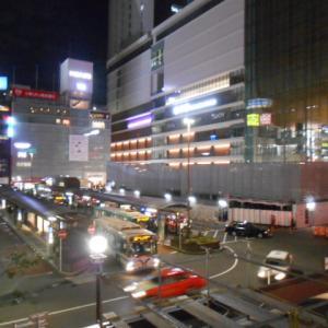 2020年3月6日(金) in 横浜駅