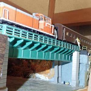 鉄道ミステリとNゲージ 「信濃平発13時42分」と戸狩スキー2号