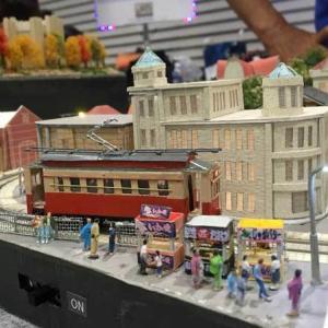 TV番組「趣味とあなたと」と鉄道模型
