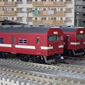 JR西の食パン電車・マイクロの419系