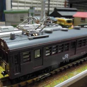 「終電車の死美人」と72系のはなし