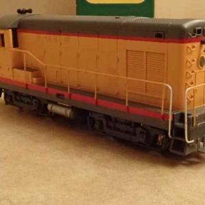 ミニトリックスFMタイプディーゼル機関車