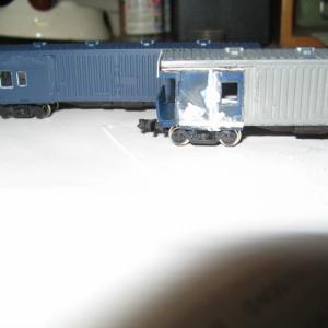 鉄道模型の工作にトランキライザー効果を感じる(笑)