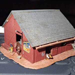 バックマンの「農機具小屋」
