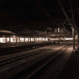 鉄道ミステリとテツドウモケイ・番外編「最終列車の哀愁」