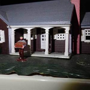 バックマンの「木造の小住宅」