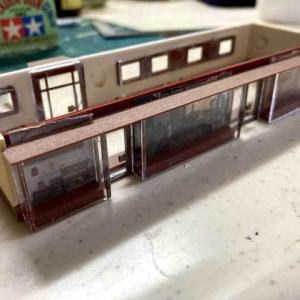 積みプラの「フォルマーのアパート」を作ってみる。