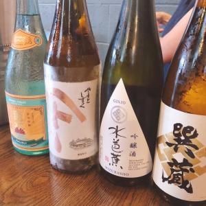 日本酒ペアリング勉強会(^.^)