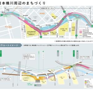 首都高日本橋区間の地下化プロジェクト