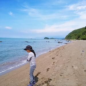 2020夏至伊勢行(2)大潮に神前岬の潜島へ初参拝