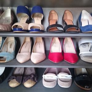 50代の靴の断捨離、7つの捨て時
