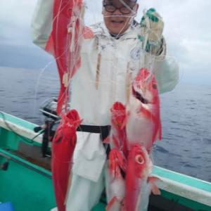 3月12日(金)キンメ釣果