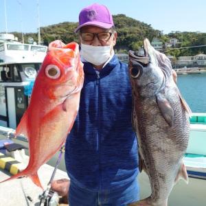 4月7日(水)釣果