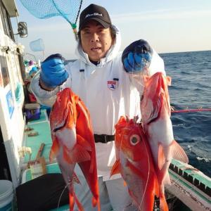 4月21日(水)キンメ釣果