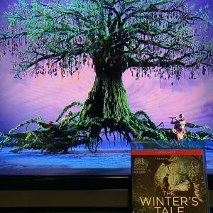 嵐の中の『冬物語』Σ(゚д゚lll)