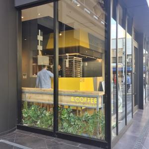 アンドコーヒーメゾンカイザーSUINA室町店