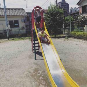 レッスン→公園。