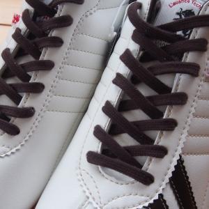 今年はブーツではなくレザースニーカーで。シンプルなパトリックを冬仕様に使いこなしていきます。