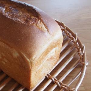 バター香るリッチな食パン、バタートップを焼きました。