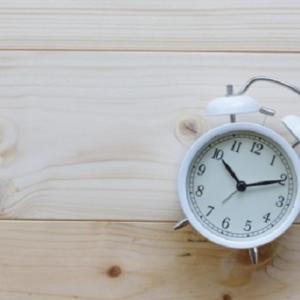 時間は取り戻すことのできない資産なんです。