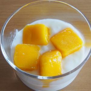 この値段なら文句なし!冷凍マンゴーで夏のデザートを楽しんでいます。