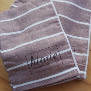 かさばらずに洗濯に強い!シンプルなガーゼタオルをリピ買いしました。