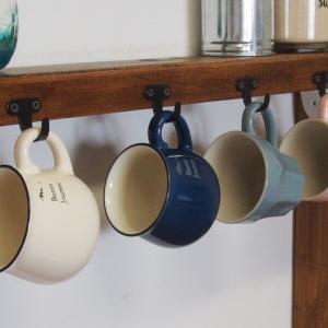 マグカップは、色んな用途を兼ねてくれる。