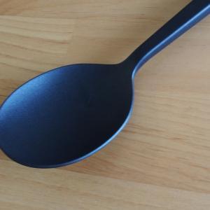 無印の調理スプーンを何役にも使いこなして。